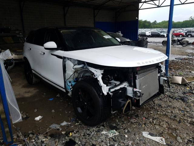 Salvage cars for sale from Copart Cartersville, GA: 2020 Land Rover Range Rover
