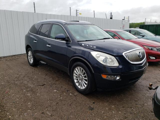 2012 BUICK ENCLAVE 5GAKRCED7CJ137982