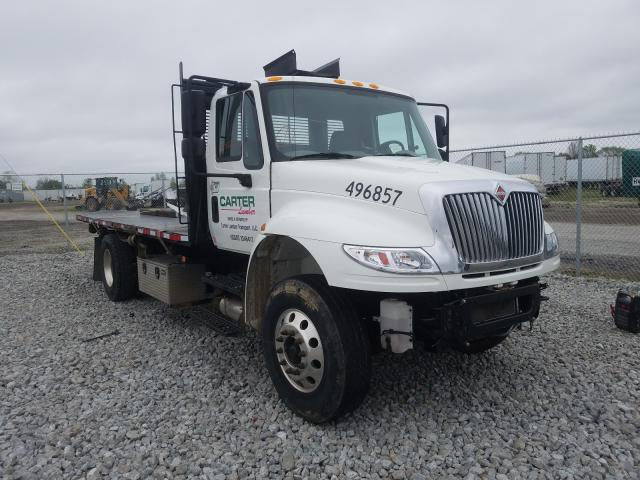 Salvage cars for sale from Copart Cicero, IN: 2018 International 4000 4300