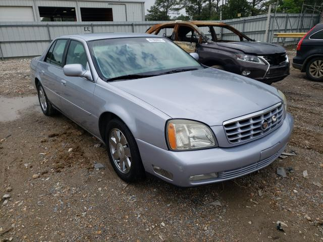 Cadillac salvage cars for sale: 2004 Cadillac Deville DT