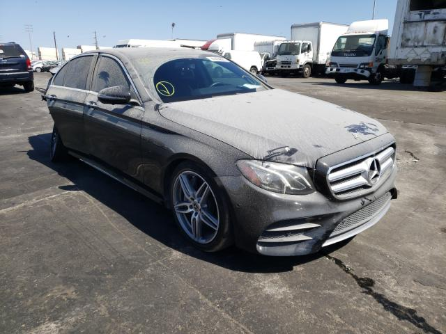 Salvage cars for sale from Copart Wilmington, CA: 2020 Mercedes-Benz E 350