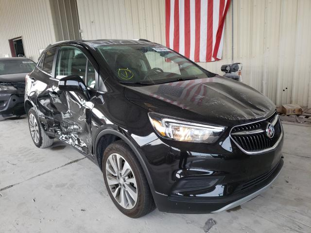 Salvage cars for sale from Copart Homestead, FL: 2020 Buick Encore PRE