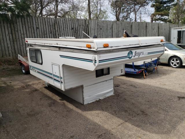 Jayco salvage cars for sale: 1994 Jayco Slide IN