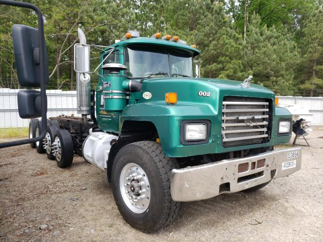 Mack 600 RD600 salvage cars for sale: 1997 Mack 600 RD600