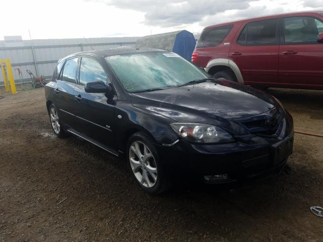 Salvage cars for sale from Copart Helena, MT: 2008 Mazda 3 Hatchbac