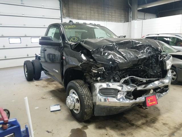 Dodge salvage cars for sale: 2020 Dodge RAM 3500