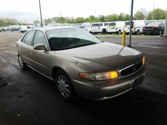 Salvage cars for sale from Copart Fort Wayne, IN: 2003 Buick Century CU