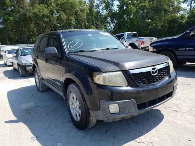 Salvage cars for sale from Copart Ocala, FL: 2008 Mazda Tribute I