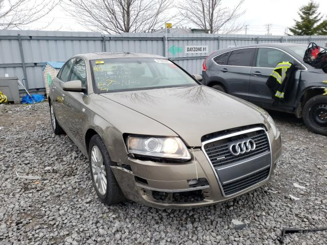 Audi A6 salvage cars for sale: 2009 Audi A6