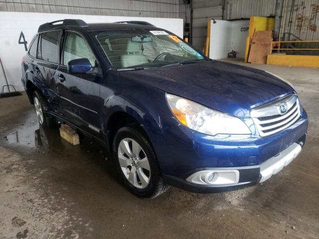 Salvage cars for sale from Copart Candia, NH: 2011 Subaru Outback 2