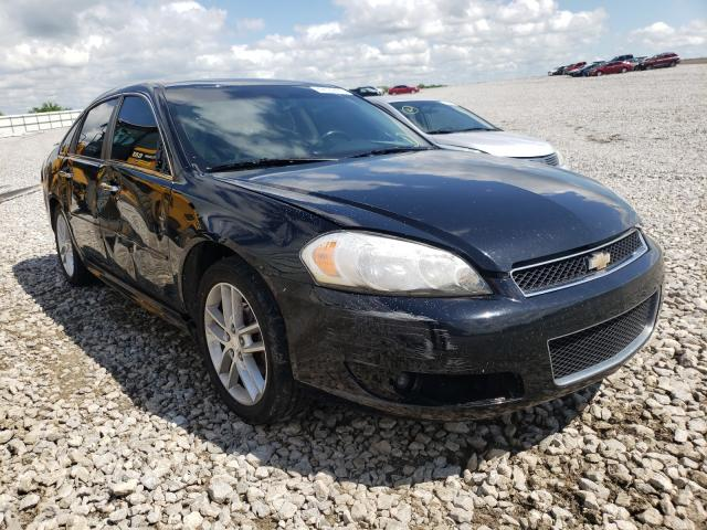 Salvage cars for sale from Copart Earlington, KY: 2013 Chevrolet Impala LTZ