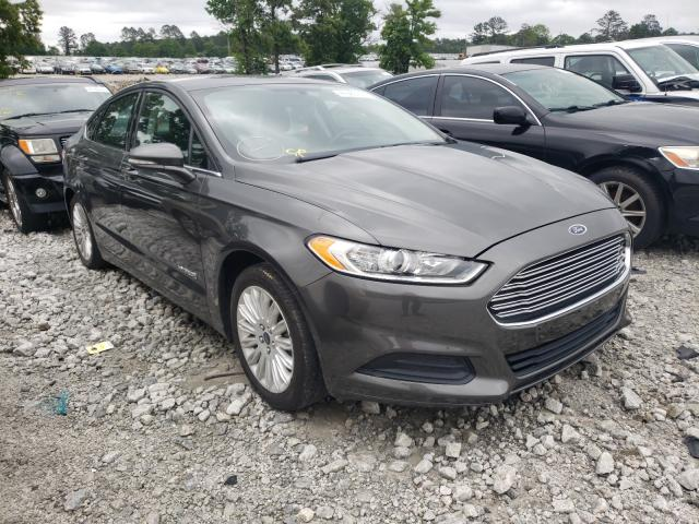 Salvage 2016 FORD FUSION - Small image. Lot 41963741