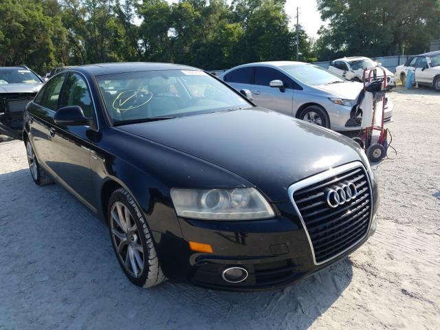 Salvage cars for sale from Copart Ocala, FL: 2011 Audi A6 Premium
