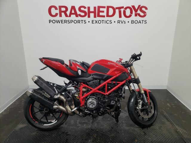 2013 Ducati Streetfigh en venta en Ham Lake, MN