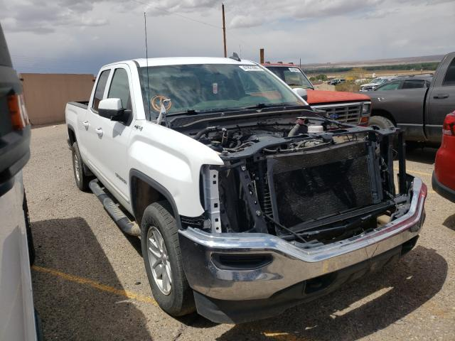 Salvage cars for sale from Copart Albuquerque, NM: 2016 GMC Sierra K15
