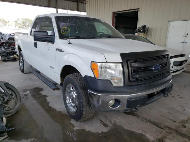 Salvage cars for sale from Copart Homestead, FL: 2013 Ford F150 Super