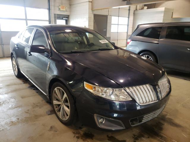 Salvage cars for sale from Copart Sandston, VA: 2009 Lincoln MKS