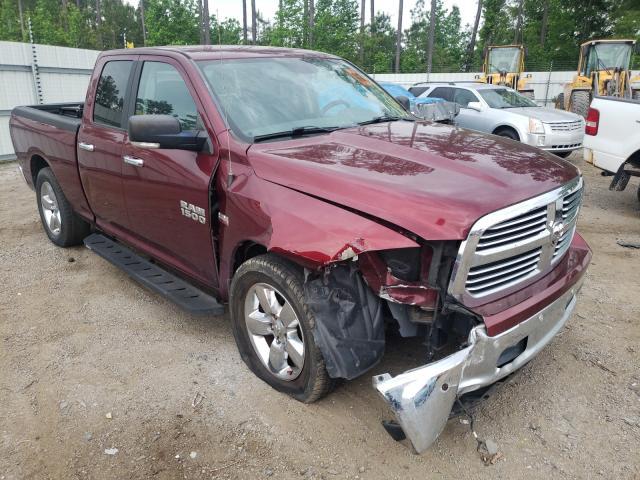 Salvage cars for sale at Harleyville, SC auction: 2017 Dodge RAM 1500 SLT