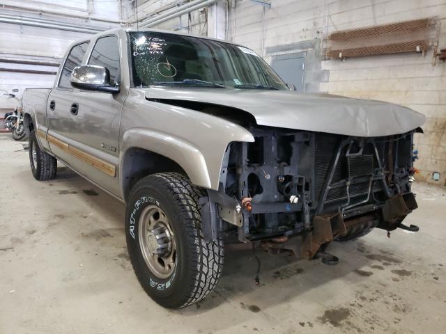 Salvage cars for sale from Copart Fredericksburg, VA: 2002 Chevrolet Silverado