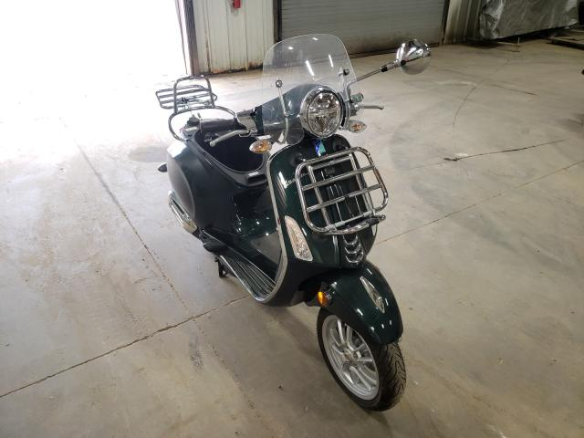 Vespa salvage cars for sale: 2020 Vespa Sprint 150