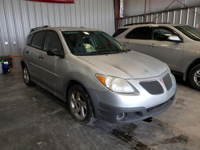 Salvage cars for sale from Copart Appleton, WI: 2005 Pontiac Vibe