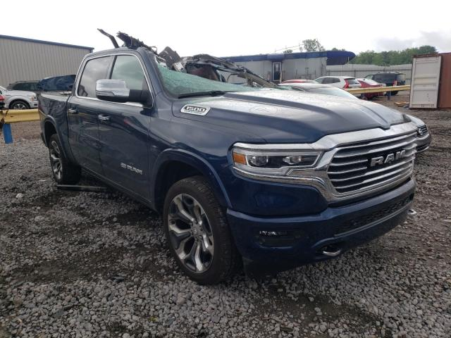 Salvage cars for sale from Copart Hueytown, AL: 2021 Dodge RAM 1500 Longh