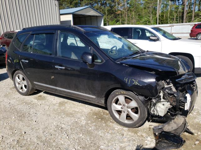 Salvage cars for sale from Copart Seaford, DE: 2007 KIA Rondo LX