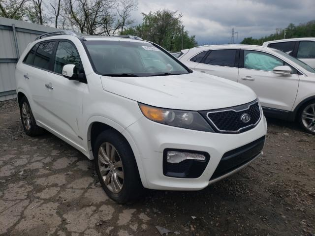 2012 KIA Sorento SX for sale in West Mifflin, PA