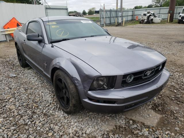 Salvage cars for sale from Copart Wichita, KS: 2006 Ford Mustang