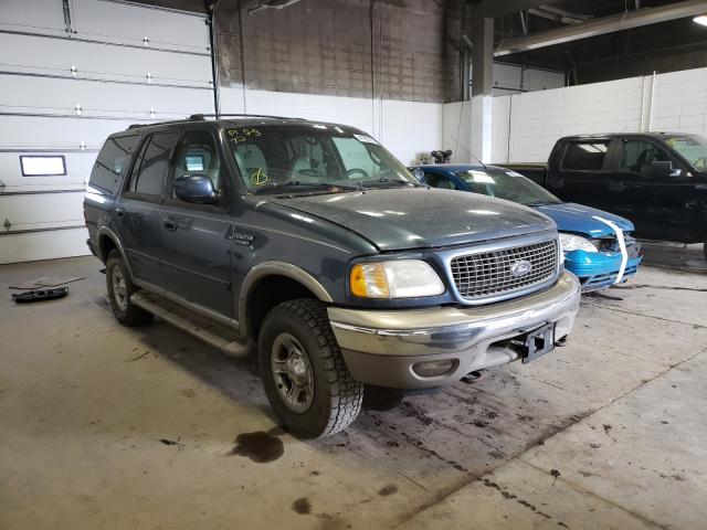 Salvage cars for sale from Copart Blaine, MN: 2000 Ford Expedition