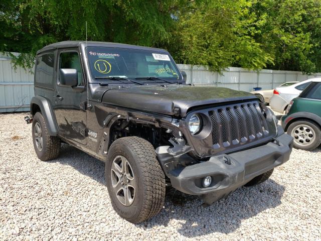 2020 Jeep Wrangler S en venta en Knightdale, NC