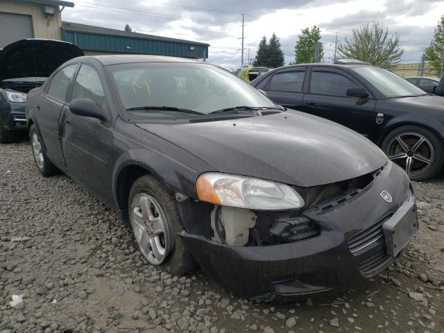 Salvage cars for sale from Copart Eugene, OR: 2002 Dodge Stratus SE