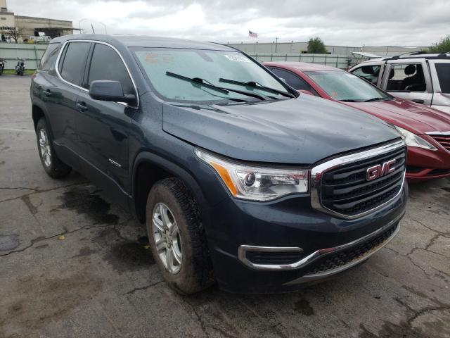 2019 GMC Acadia SLE en venta en Tulsa, OK