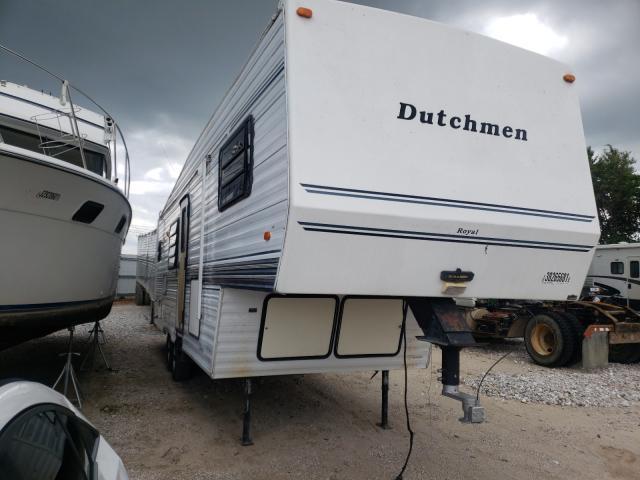Dutchmen salvage cars for sale: 1996 Dutchmen Royal