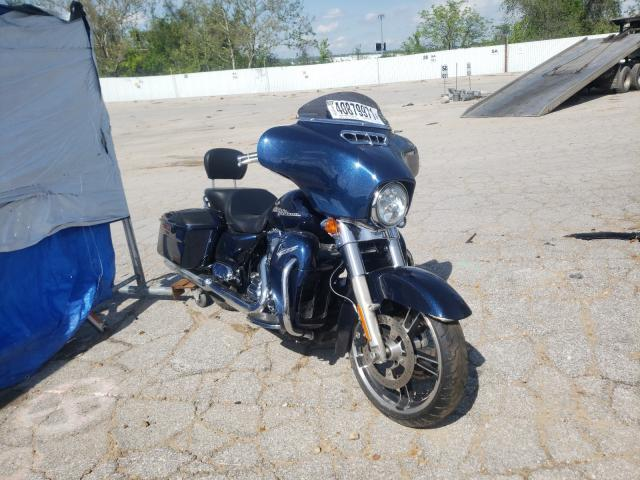Salvage cars for sale from Copart Bridgeton, MO: 2014 Harley-Davidson Flhx Street