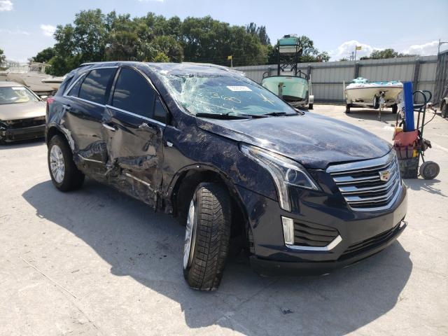 Cadillac Vehiculos salvage en venta: 2017 Cadillac XT5
