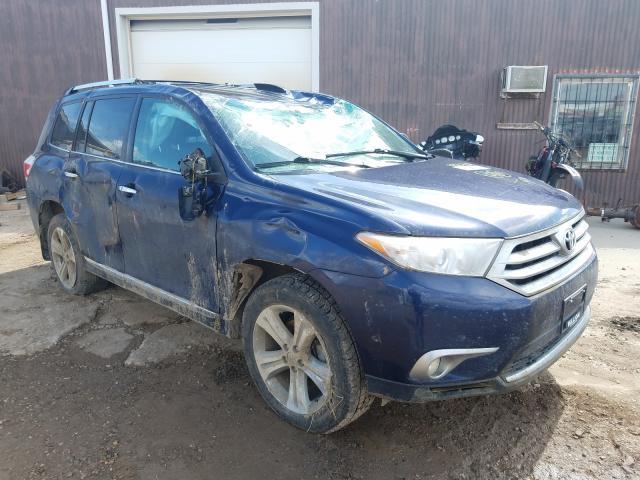 2013 Toyota Highlander for sale in Billings, MT