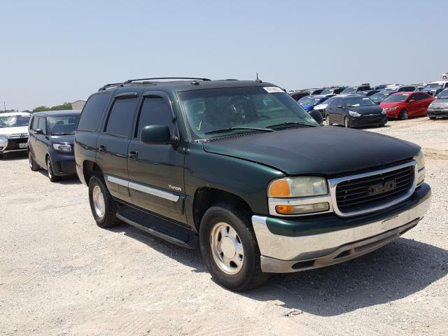 Salvage cars for sale from Copart San Antonio, TX: 2003 GMC Yukon
