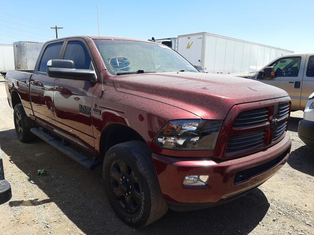 Salvage cars for sale from Copart Phoenix, AZ: 2017 Dodge RAM 2500 SLT