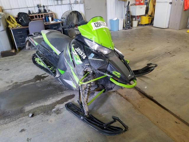 Arctic Cat salvage cars for sale: 2018 Arctic Cat 6000