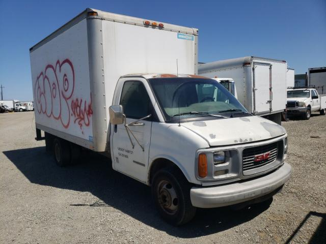 Salvage cars for sale from Copart Vallejo, CA: 2001 GMC Savana CUT