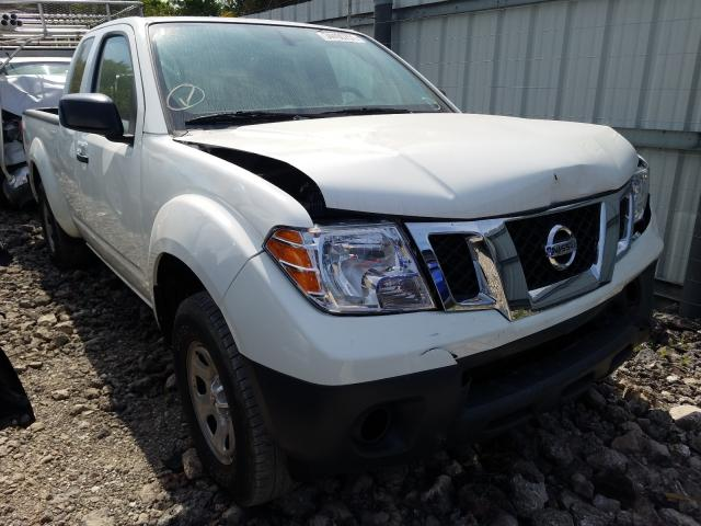 Nissan Frontier S salvage cars for sale: 2020 Nissan Frontier S