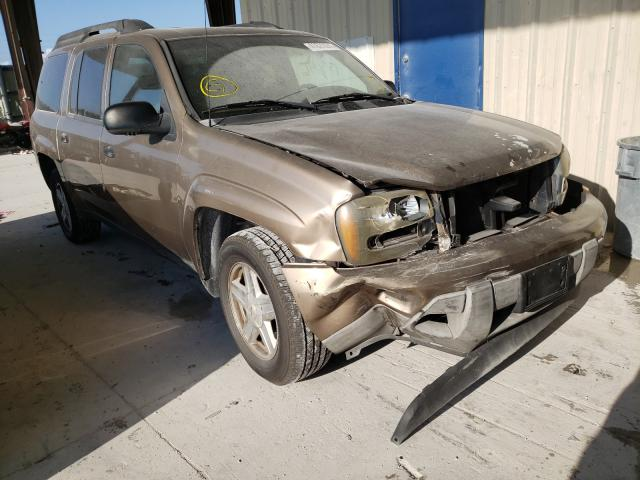Salvage cars for sale from Copart Homestead, FL: 2003 Chevrolet Trailblazer