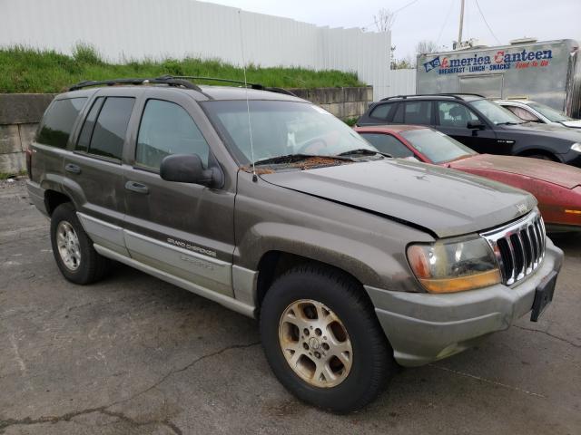 Jeep Cherokee salvage cars for sale: 1998 Jeep Cherokee