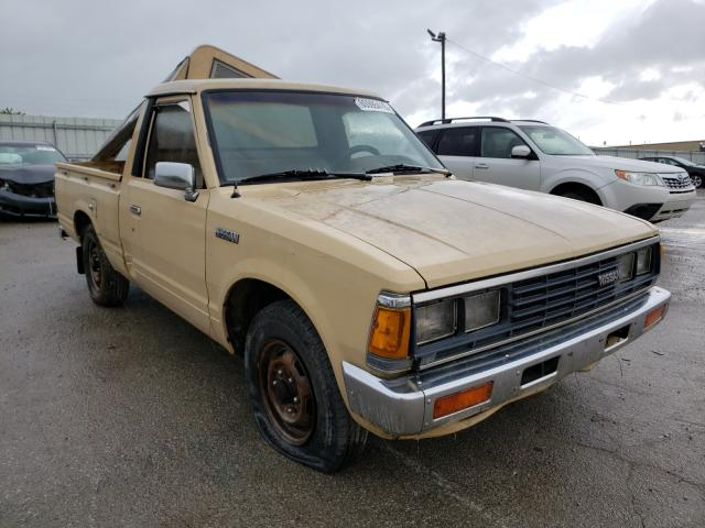 Datsun salvage cars for sale: 1984 Datsun 720 Standa