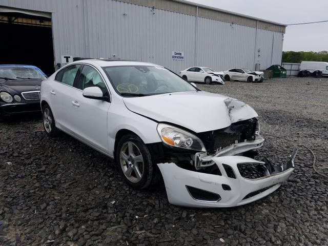 Salvage cars for sale from Copart Windsor, NJ: 2012 Volvo S60 T5