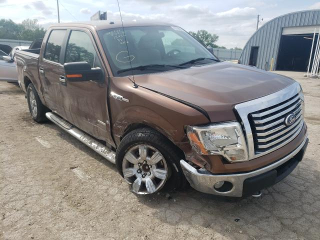 2011 FORD F150 SUPER 1FTFW1ET1BFB61359
