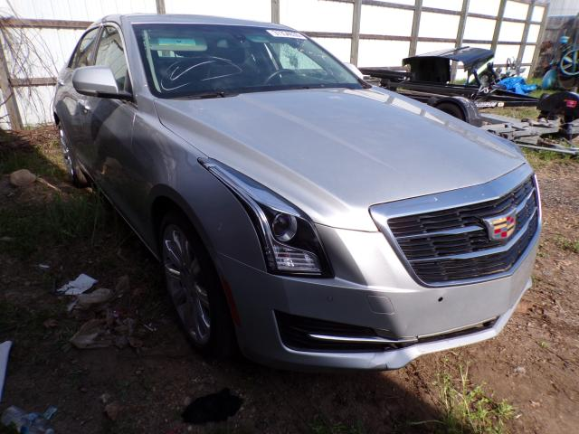 Cadillac salvage cars for sale: 2018 Cadillac ATS Luxury