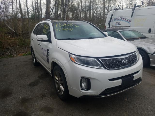 2014 KIA Sorento SX for sale in West Warren, MA