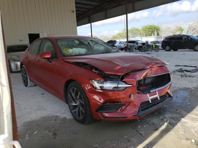 Vehiculos salvage en venta de Copart Homestead, FL: 2020 Volvo S60 T6 MOM